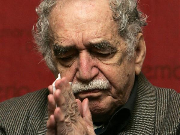 Gabriel Garcia Markez Attachment