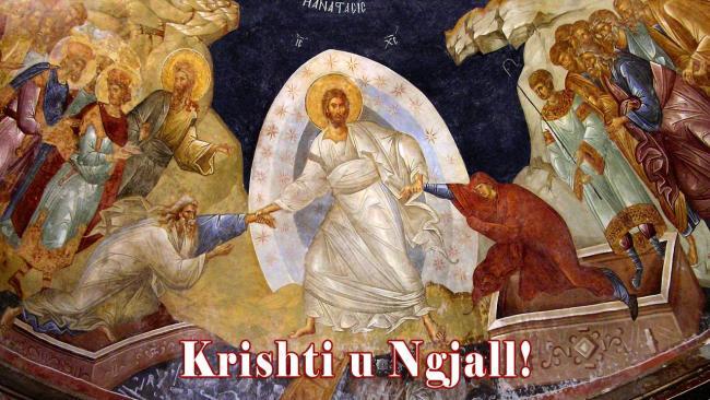 Image result for Krishti u ngjall