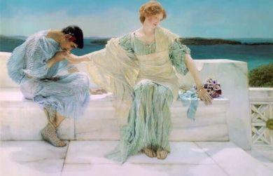 Emri:  Ask_Me_No_More_Lawrence_Alma-Tadema_1906.jpg  Shikime: 445  Madhësia:  16.5 KB