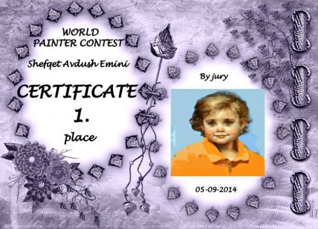 Emri:  94.WORLD PA?NTER CONTEST  Golden Brush Award 05 - september - 2014.jpg  Shikime: 904  Madhësia:  64.0 KB