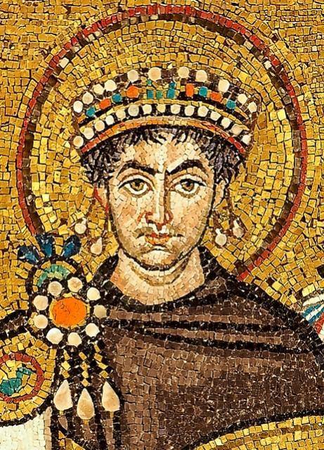 Emri:  Mosaic_of_Justinianus_I_-_Basilica_San_Vitale_Ravenna.jpg  Shikime: 1249  Madhësia:  119.2 KB