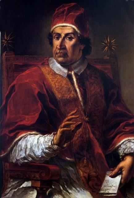 Emri:  Papa Clementi.jpg  Shikime: 1196  Madhësia:  50.4 KB